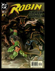 Lot Of 12 Robin DC Comics # 108 109 110 111 112 113 114 115 116 117 118 119 SM4