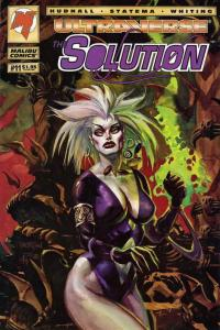 Solution, The #11 VF/NM; Malibu | save on shipping - details inside