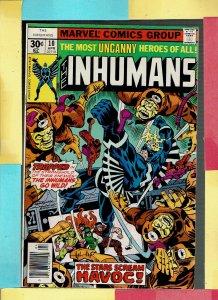 THE INHUMANS 10