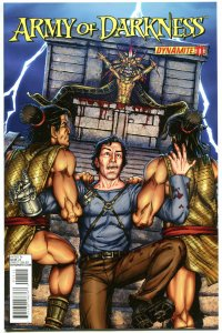ARMY of DARKNESS #11, VF+, AOD, Horror, Bruce Campbell, 2012, more in store