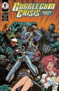 Bubblegum Crisis: Grand Mal #3 VF/NM; Dark Horse | save on shipping - details in