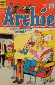 Archie #217 VG; Archie   low grade comic - save on shipping - details inside