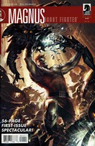 Magnus, Robot Fighter (Dark Horse) #1 VF/NM; Dark Horse | save on shipping - det