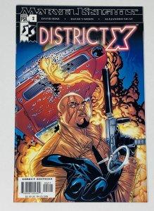 DISTRICT X #2