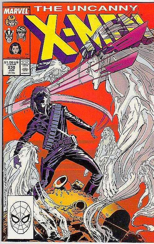 X-Men #230 (Jun-88) NM/NM- High-Grade X-Men