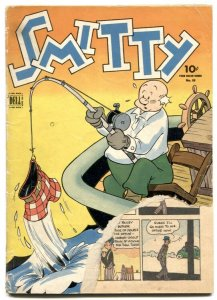 Smitty- Four Color Comics #65 1945 F/G