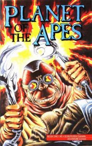 Planet of the Apes (1990 series) #5, VF (Stock photo)