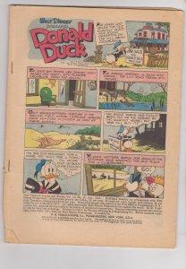Walt Disney's Comics and Stories #154
