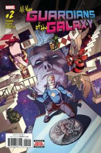 All-New Guardians of the Galaxy #2, NM (Stock photo)