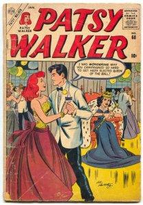 Patsy Walker #68 1957- Hedy Wolfe-Atlas comics FAIR