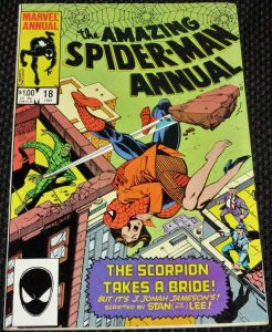 The Amazing Spider-Man Annual #18 (1984)