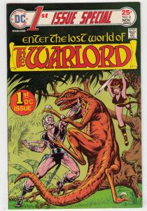 First Issue Special #8 (Nov-75) NM/NM- High-Grade Warlord