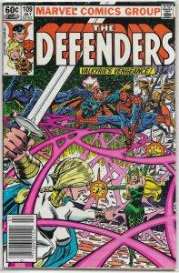 Defenders  vol. 1   #109 GD