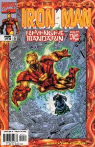 Iron Man (3rd Series) #10 VF/NM; Marvel | save on shipping - details inside