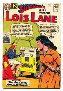 Superman's Girl Friend Lois Lane #35 1962-DC-comic book VG
