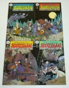 Sergio Aragones' Boogeyman #1-4 VF/NM complete series dark horse comics 2 3 set