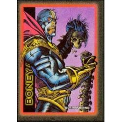 1993 Skybox Ultraverse: Series 1 BONEYARD #50