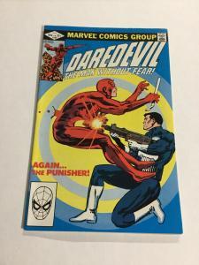 Daredevil 183 Vf Very Fine 8.0 Punisher Marvel