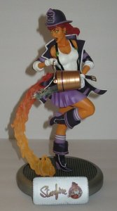 DC Bombshells STARFIRE Ltd Ed 0258/5000 Ant Lucia DC Collectibles Statue