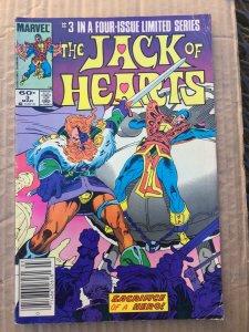 Jack of Hearts #3 (1984)