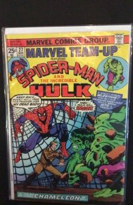 Marvel Team-Up #27 (1974)