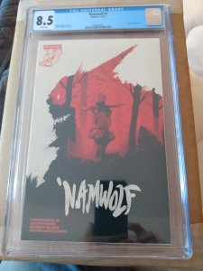 Namwolf #1 8.5 Cgc