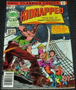 Marvel Classics Comics #27 (1977)