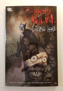 BATMAN: ARKHAM ASYLUM LIVING HELL TPB SOFT COVER 3RD PRINT