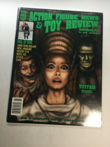 Action Figure News And Toy Review 11 Nm Near Mint Magazine