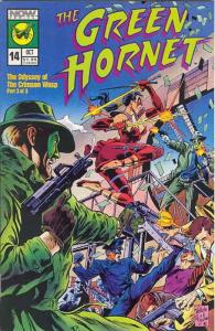 Green Hornet, The (Vol. 2) #14 FN; Now   save on shipping - details inside