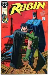 ROBIN #1-5, NM+, Batman, Martial Arts, Poster, 1 2 3 4 5, 1991, more DC in store