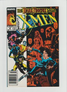 Classic X-Men #35 (1989) FVF 6.5/7.0 Reprints Uncanny X-Men #129 1st Kitty Pryde