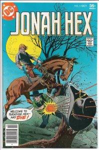 Jonah Hex #5 - Bronze Age - (VF) Oct. 1977