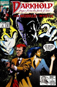 Darkhold: Pages from the Book of Sins #3 (1992)