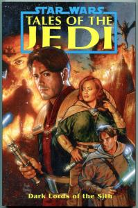Star Wars Tales Of The Jedi: Dark Lords Of The Sith Trade paperback-1st PRINT