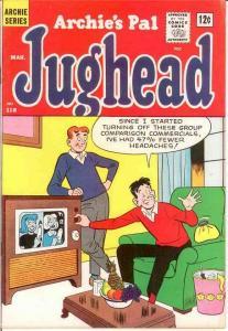 JUGHEAD (1949-1987)118 VF   March 1965 COMICS BOOK