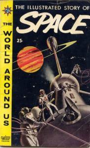 World Around Us #5, VG+ (Stock photo)