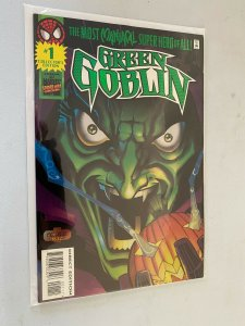 Green Goblin #1 8.5 VF+ (1995)