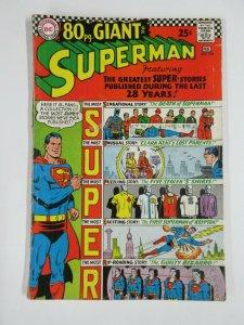 SUPERMAN (1939-1986) 193 G-VG Jan 1967