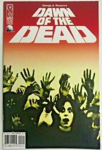 DAWN OF THE DEAD#2 VF/NM 2002 GEORGE A. ROMERO IDW COMICS