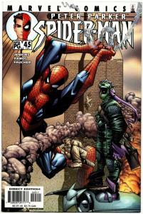 Peter Parker Spider-Man #45 (Marvel, 2002) FN/VF