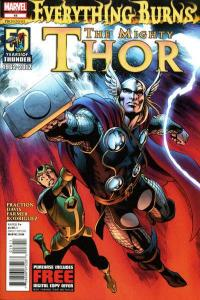 Mighty Thor (2011 series) #18, NM + (Stock photo)