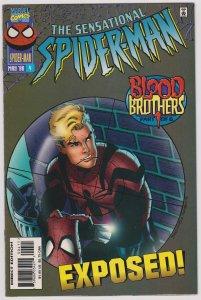 The Sensational Spiderman #4 (F-VF)