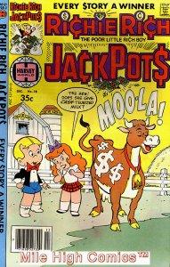 RICHIE RICH JACKPOTS (1972 Series) #38 Near Mint Comics Book