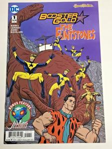 BOOSTER GOLD THE FLINTSTONES#1 NM 2017 SPECIAL ONE SHOT DC COMICS