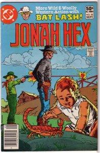 Jonah Hex   vol. 1   #52 GD/VG Bat Lash