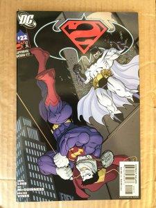 Superman/Batman #22 (2005)