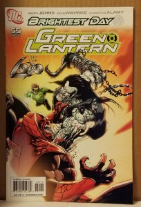 Green Lantern #55 (2010)