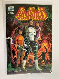Punisher Bloodlines #1 Marvel 6.0 FN (1991)