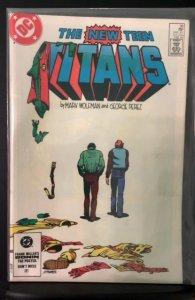 The New Teen Titans (AU) #9 (1985)